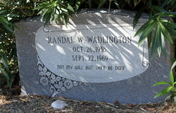 Randal W Wadlington