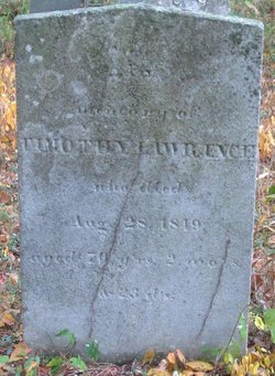 Timothy Lawrence