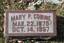 Mary Pauline <I>Krupka</I> Cobine