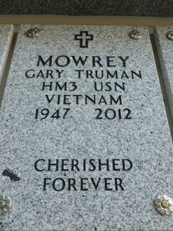 Gary Truman Mowrey