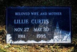 Lillie Shill <I>Eggett</I> Curtis