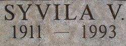 Syvila V <I>Wilber</I> Schlager