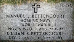 Manuel J Bettencourt