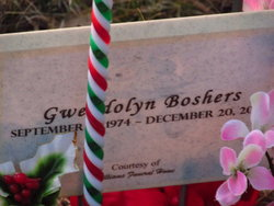 Gwendolyn <I>Stoops</I> Boshers