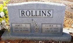 Clara G Rollins