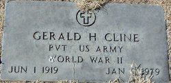 Gerald H Cline
