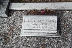 Billie Eugene Akins