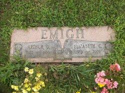 Elizabeth C. <I>Rothrock</I> Emigh