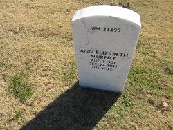 Ann Elizabeth <I>Caldwell</I> Murphy