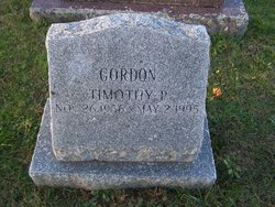 Timothy P. Gordon