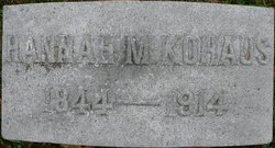 Hannah M. Kohaus