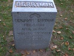 Benjamin Berryman