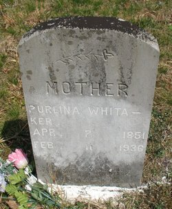 "Pauline Jane ""Purlina"" <I>Eaton</I> Whitaker"