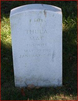 Thula Mae Bieri