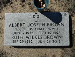 Albert Joseph Brown