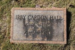 Irby Cardon Hall