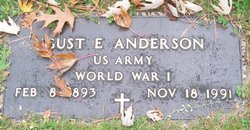 Gust E. Anderson