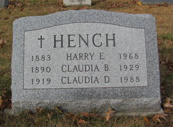 Claudia D Hench