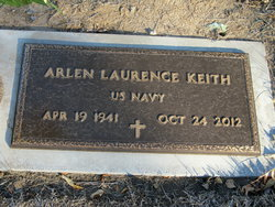 Arlen Laurence Keith
