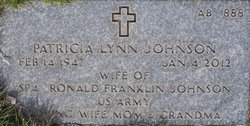 Patricia Lynn Johnson