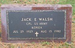 Jack E. Walsh