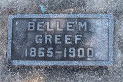 "Isabella ""Bella"" <I>Maxwell</I> Greef"
