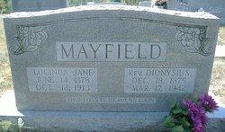 Rev Dionysius Mayfield