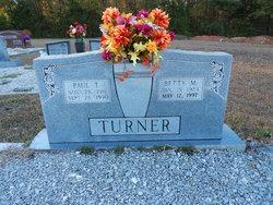 Paul T Turner