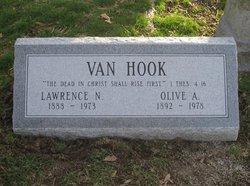Olive <I>Andrews</I> Van Hook