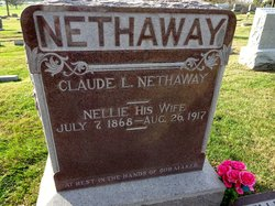 Nellie <I>Cachelin</I> Nethaway