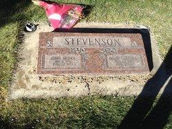 Hilda <I>Coffman</I> Stevenson