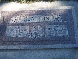 Edith Charmain <I>Mason</I> Clayton