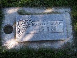 Barbara Jean <I>Nielsen</I> Stewart