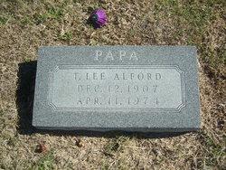Tommy Lee Alford, Sr