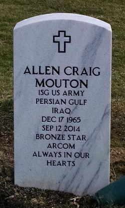Allen Craig Mouton