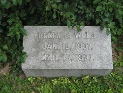 Henry Jesse Weed