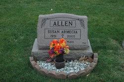Susan <I>Armecia</I> Allen