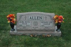 """Alma Ruth """"Tillie"""" Allen"""