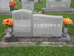 """John Roman """"Buddy"""" Beasley"""