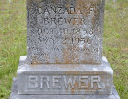 Canzada Frances <I>Hayes</I> Brewer