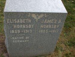 Elisabeth <I>Deisek</I> Hornsby