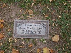 Anne Marie <I>Roady</I> Madsen
