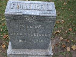 Florence Lydia <I>Wilson</I> Fletcher