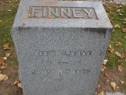 Anna <I>Clingon</I> Finney