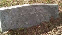 Ella Gertrude <I>Parks</I> Banks
