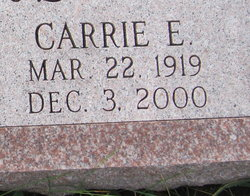Carrie E. Byers