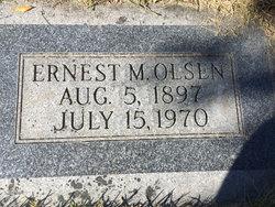 Ernest Olsen