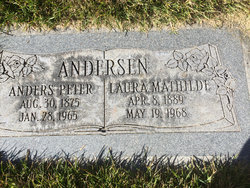 Laura Matilda Anderson