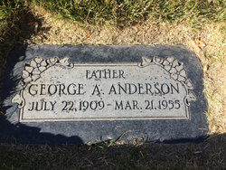 George Andrew Anderson