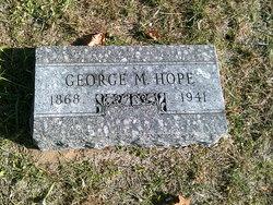 George May Hope